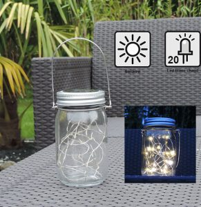 Solar lighting decoration Nemo - AIC International