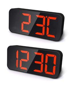 LED alarm clock PIXEL