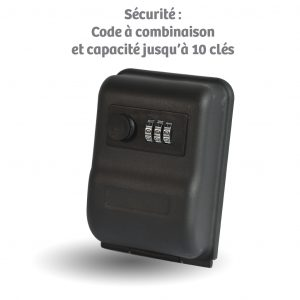 Security key box - AIC International