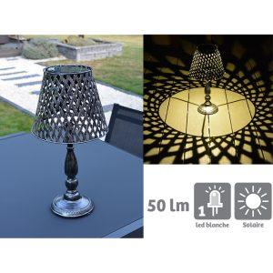 Lampe solaire Lucy 50lm (EN) - AIC International