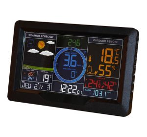 Weather station RC with transmitter
