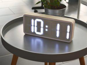 Réveil à LED Cosy