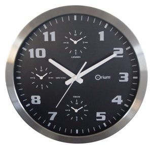 Horloge 4 temps Ø40cm - AIC International