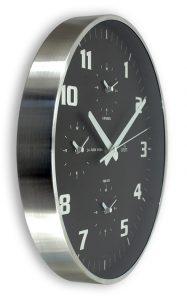 Horloge 4 temps Ø40cm