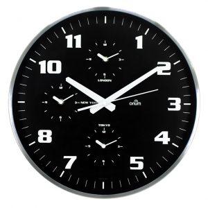 4 times clock Ø40cm - AIC International