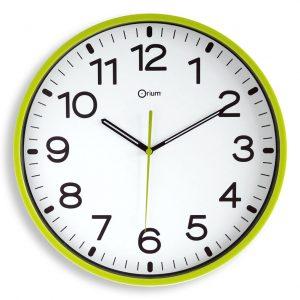Silent anise clock Ø30cm - AIC International