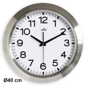 Horloge quartz Ø40 cm - AIC International