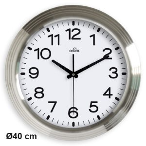 Quartz clock  Ø40 cm - AIC International