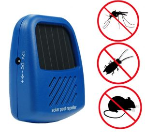 Anti-nuisible solaire portatif - AIC International