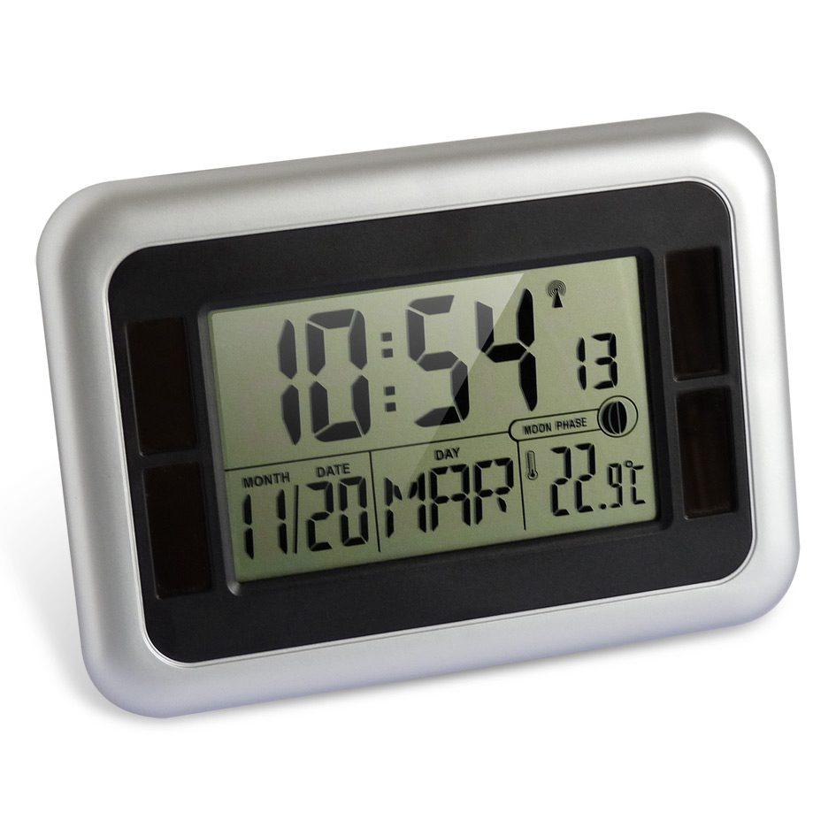 Digital Solar Clock RC ...