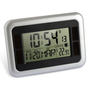 Horloge digitale RC solaire - AIC International