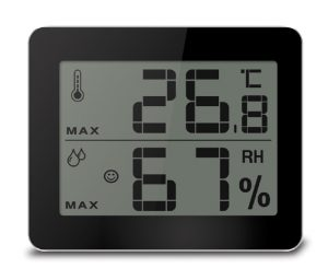 Digital inside thermometer - AIC International