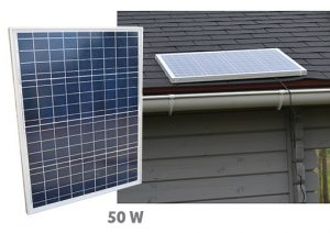 Solar Panel 50W - AIC International