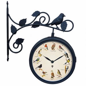 Horloge oiseau musicale RC - AIC International