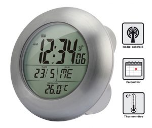 Horloge étanche RC Ø17cm - AIC International