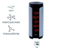 Indoor air quality monitor Quaelis 30 - AIC International