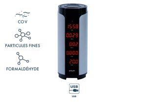 Indoor air quality monitor Quaelis 30 - AIC International