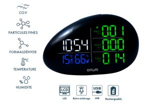 Indoor air quality monitor Quaelis 36 - AIC International