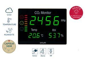 Mesureur de CO2 Quaelis 12 - AIC International