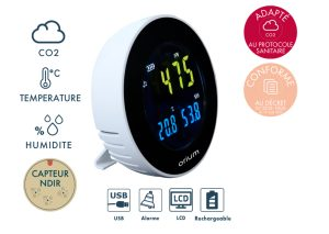 Indoor air quality monitor Quaelis 10 - AIC International