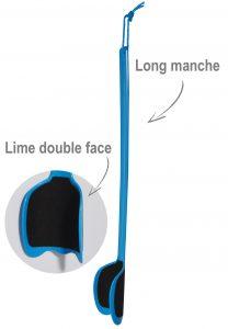 Long handle anti-callus grater - AIC International