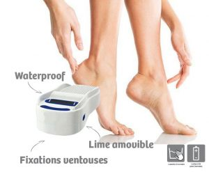 Electric pedicure grater - AIC International