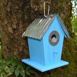 Wood birdhouse Joan FSC® certified 100%