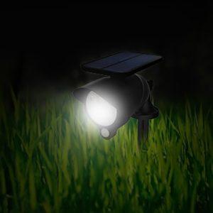 Solar spot 4 LED 56 lm