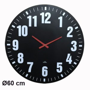 Horloge Métal Audacia Ø60cm - AIC International