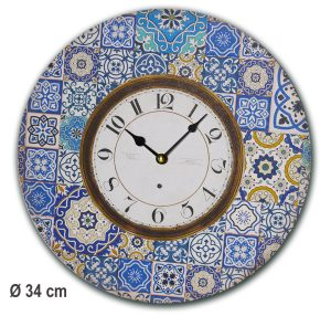 Horloge quartz Gypsy Ø34cm - AIC International