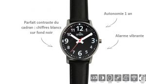 Smart analogue Watch - AIC International