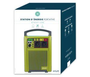 Portable power station IZYWATT 288