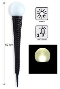 braided solar cone 62cm - AIC International