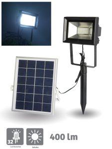 Projecteur solaire Pieris 400 lm - AIC International