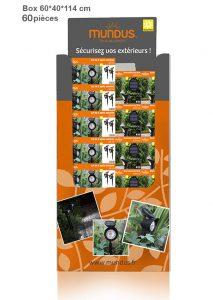 Box 1/4 palette 24 pc Delta + 24 pc Tomy - AIC International