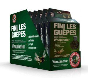Waspinator – Wasps Repellent – counter display