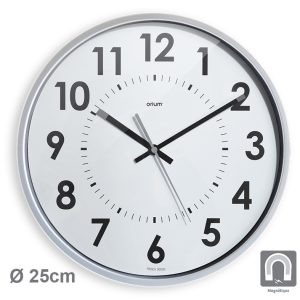 Silent magnetic clock - AIC International