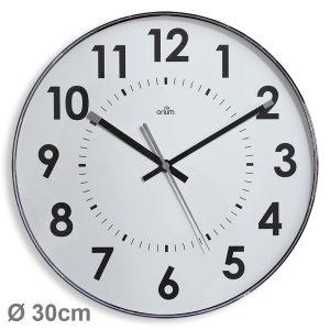 Horloge Atlas Ø30 cm - AIC International