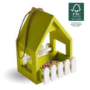 Bird feeders Grany FSC® certified 100% - AIC International