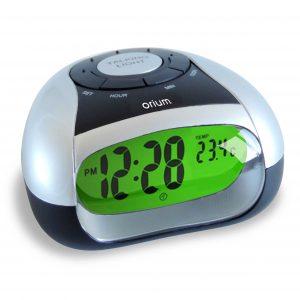 Speaking alarm clock + temperature - AIC International
