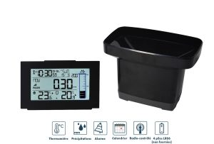 Electronic rain gauge - AIC International