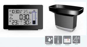 Pluviomètre électronique Luvia - AIC International