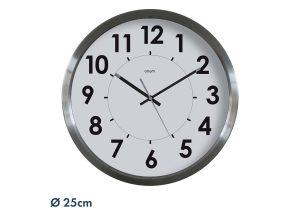 Horloge inox Stan Ø25 cm - AIC International