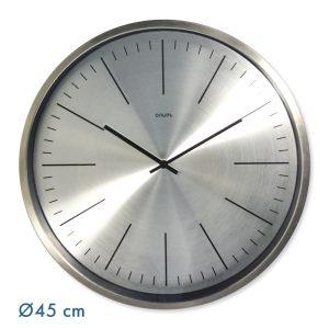 Horloge Futura silencieuse Ø45cm - AIC International