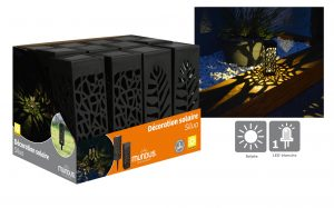 Solar Decoration Silva - AIC International