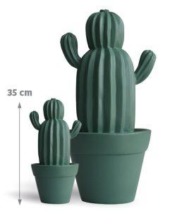 Outdoor decoration – Cactus Yuma – Green 35cm - AIC International