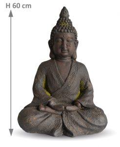 Décoration d'extérieur Bouddha Tyanam 60 cm - AIC International