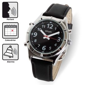 Casual speaking watch - AIC International