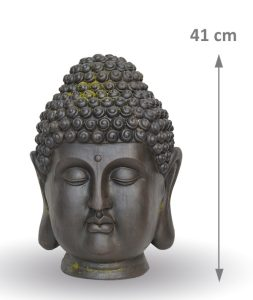 Tête Bouddha Anma 41 cm - AIC International