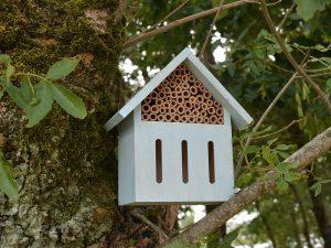 Insect hotel H24 cm Rubio FSC® certified 100%